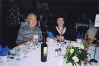 2007 Reunion--William Vaughan and Ruth (Rairdon) Vaughan at the Banquet