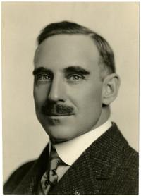 Studio portrait of R. C. DeLong