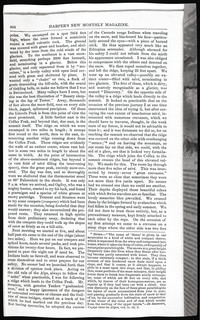 Mountaineering on the Pacific (copy of article from Harper's New Monthly Magazine, vol. 39, Nov. 1869), page 12