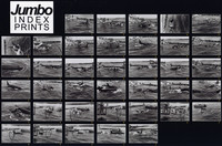 1970 Penn Cove Orca Whale Capture (Contact Sheet #4 of 5)