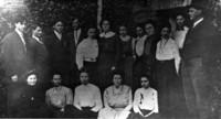 1910 Fourth Year Class