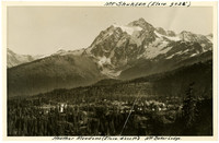 Heather Meadows and Mt. Baker Lodge