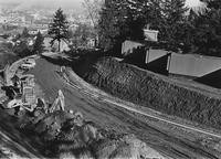 1971 College By-Pass Construction
