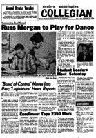 Western Washington Collegian - 1958 October 10