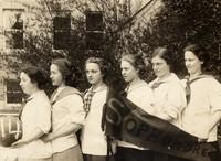 1914 Basketball Girls (Sophomores)
