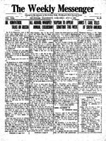 Weekly Messenger - 1919 July 9