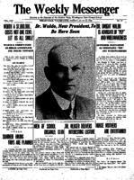 Weekly Messenger - 1922 June 30