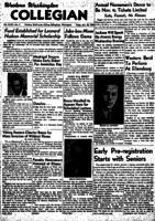 Western Washington Collegian - 1949 October 28