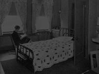 1929 Edens Hall: Dorm Room