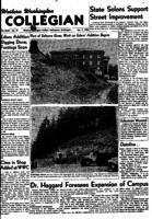 Western Washington Collegian - 1955 January 7