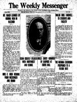 Weekly Messenger - 1923 July 13