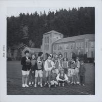 1964 Girls Sport Team