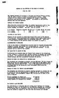 WWU Board minutes 1947 July