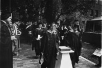 1973 Memory Walk: Commencement