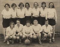 1931 Freshman Speedball
