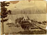 A pier on Lake Whatcom