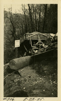 Lower Baker River dam construction 1925-02-28
