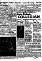 Western Washington Collegian - 1955 July 22