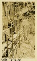 Lower Baker River dam construction 1925-02-16