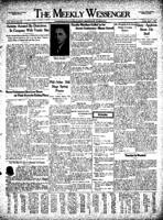 Weekly Messenger - 1927 April 1