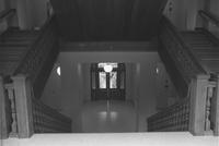1980 Old Main: Interior Stairway