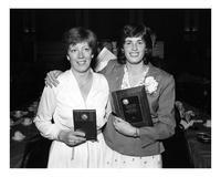 1980 Lynda Goodrich and Jo Metzger