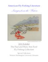 American fly fishing literature: 2011 exhibit
