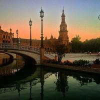 Plaza de España - Seville, Spain