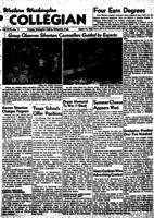 Western Washington Collegian - 1950 August 11