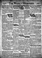 Weekly Messenger - 1927 October 21