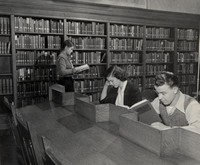 1947 Library: Reading Room
