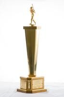 Baseball Trophy: Evergreen Intercollegiate Conference Champion, 1958
