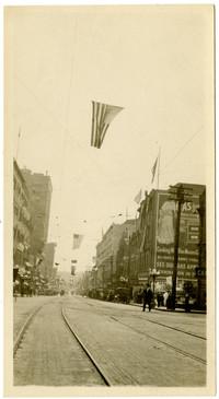 Butte, 1916, Elks' Convention