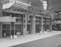 1973 Arntzen Hall: Architectural Model