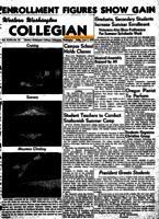 Western Washington Collegian - 1949 June 24