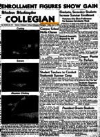 Western Washington Collegian - 1949 June 24