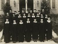 1935 Commencement