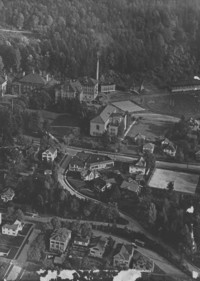1939 Aerial View: North Campus