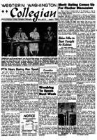 Western Washington Collegian - 1958 August 1