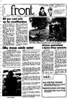 Western Front - 1974 November 1