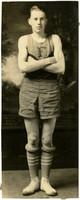 Fairhaven High School boy basketball player