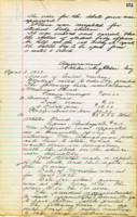 AS Board Minutes - 1923 April