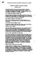 WWU Board minutes 1957 January