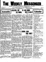 Weekly Messenger - 1917 February 10