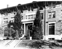 YWCA building on North Forest and Maple streets in Bellingham