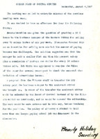 AS Board Minutes 1937-08