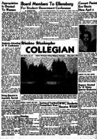 Western Washington Collegian - 1949 April 1