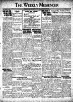 Weekly Messenger - 1928 April 27