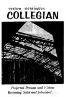 Western Washington Collegian - 1961 January 13