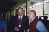 2007 Reunion--Peter Lee and Jake Smith